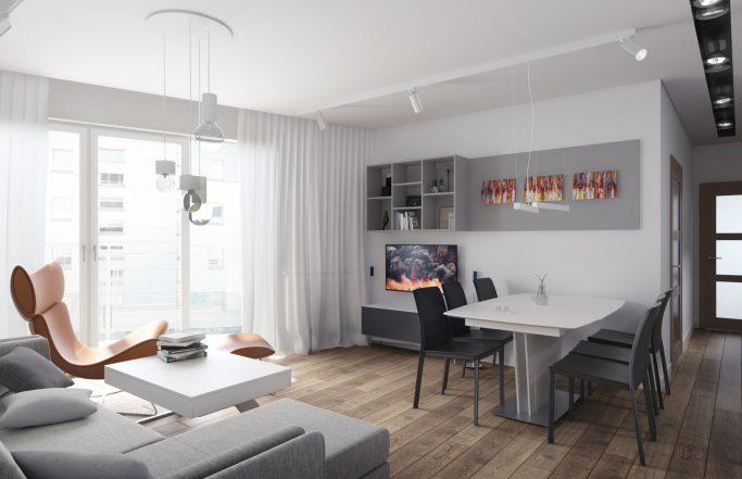 Mieszkanie wWarszawie